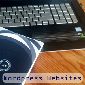 wordpress, websites, digitaljen, website design, st albans, small businesses