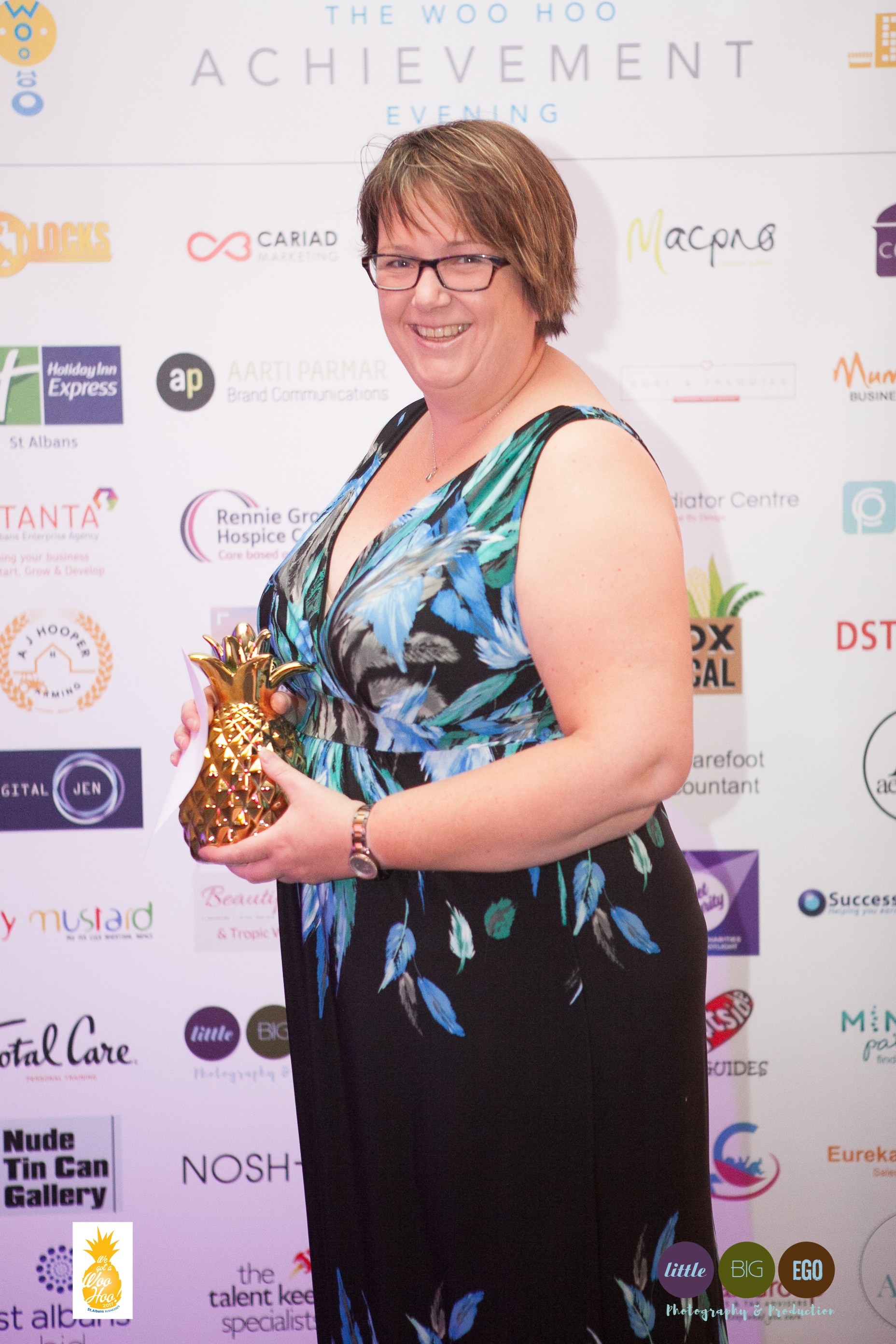 Jenny Soppet Smith, Jenny Smith, DigitalJen, St Albans, Businesses, Wordpress, award, woohoos
