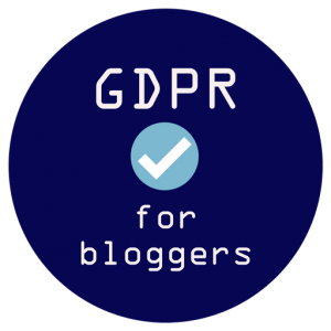 gdpr, bloggers, blogging, audit, gdpr for bloggers